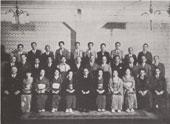 東京会館での「音楽コンクール」創設総会